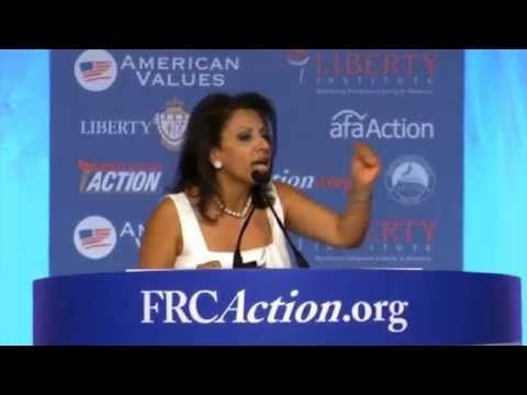 Gotta hear this! They are changing our lives Brigitte Gabriel's Speech at Values Voter Summit
