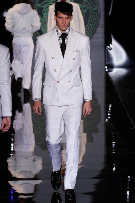 menswear fall2013 ....Milan Fashion Week ..Versasce Love !!!!