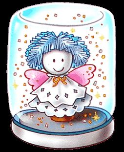 Lavoretti Bimbi - L'angelo scintillante
