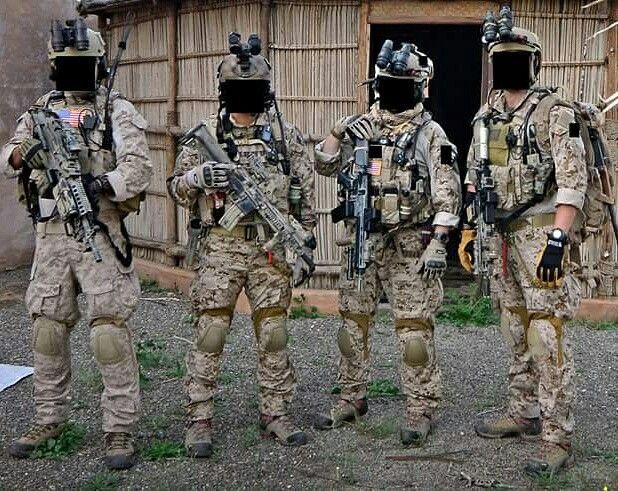 Navy SEAL WOLFPACK DEVGRU