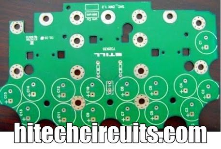 #Heavy #copper #PCB is low impedance power distribution, smaller footprints and potential cost savings.