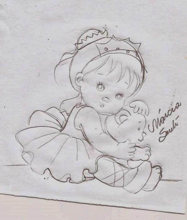 baby ballerina pencil