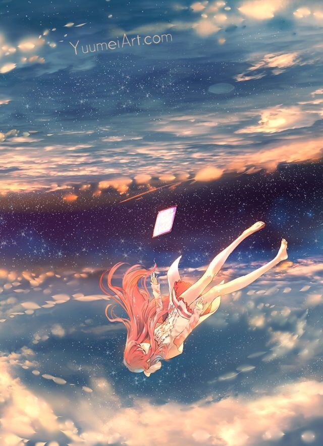 Beautiful Snow Falling Wallpapers Porter Robinson Shelter Anime Rin Shelter Animation