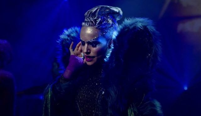 Neon Drops Wrapped Up Music Video From Natalie Portman S Vox Lux Music Videos Up Music Natalie Portman
