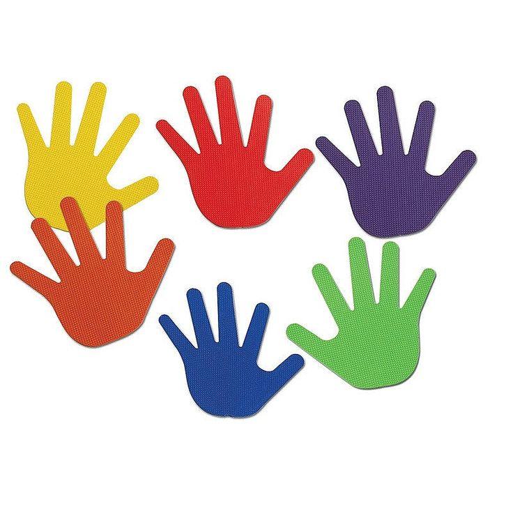 Leuke handjes en voetjes gemaakt van stevig en flexibel rubber. Voorzien van anti glij ribbels aan de ene kant en glad aan de andere kant! Zowel binnen als buiten bruikbaar en eenvoudig schoon te maken. Wat je er mee kunt doen? Enorm veel grappige spelletjes, speurtochten, helemaal naar eigen fantasie. Maak bijv. zelf een spel met de voetjes en handjes, een soort twister maar hierbij bepaal je zelf hoe groot het oppervlak is!    Je kunt ze ook met een paar meter ertussen neerleggen en zo…
