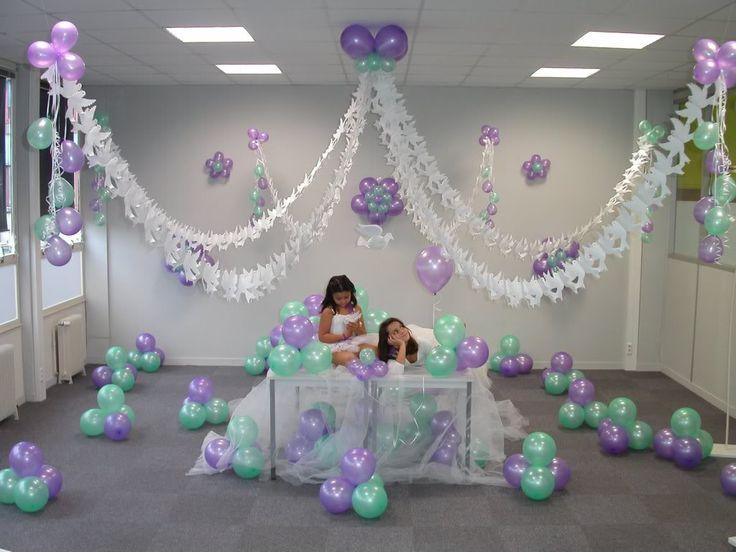 baby shower ideas | Decoracion de globos espero les guste | Baby ...