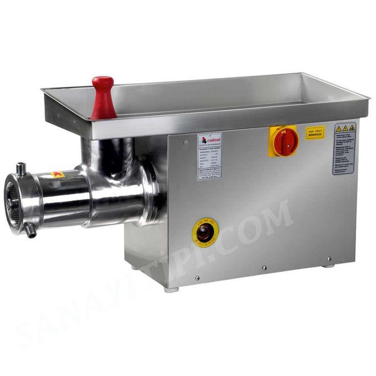 22 Nolu Et Kıyma Makinesi » Et Kıyma Makineleri - Sanayi tipi