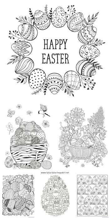 resurrection eggs story coloring pages - photo#19