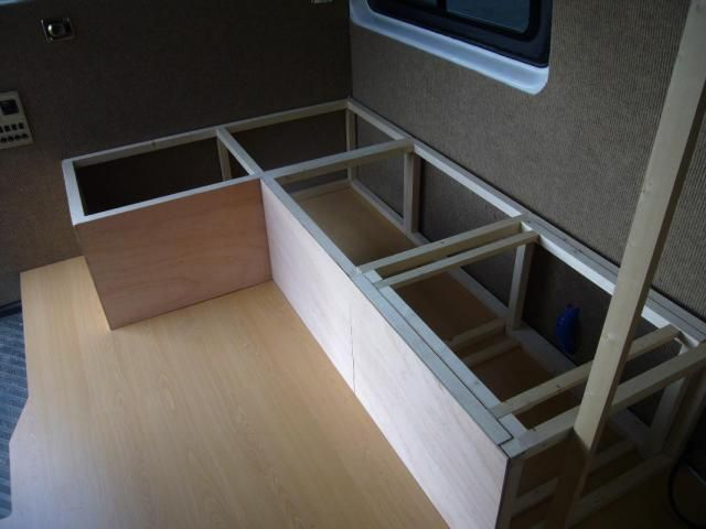 Built Seating To Convert To Double Bed Http Www