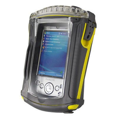PDA Accessories: 5X Otterbox Ruuged Pda Case Handheld Carrying Case Ipaq Etc - Yellow (1900-05) -> BUY IT NOW ONLY: $199.99 on eBay!
