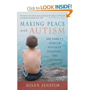 I highly recommend this book. This is not a recovery book.  It is an honest account of accepting your child for who he/ she is and loving them.  I became a much happier person after reading this and am proud to say I have made my peace with autism.  $11.17