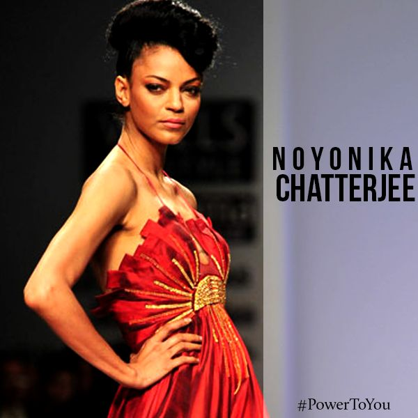 Noyonika Chatterjee She was one of the first to break the stereotype of light-skinned models. #PowerToYou Noyonika Chatterjee for not only being queen of the Indian ramp for over a decade, but also choreographing shows &training new models. #NoyonikaChatterjee #Leader #Trendsetter #LightSkinned #QueenOf Ramp #Ramp #Decade #Choreographing #Shows #Training #Independent #SuperModel
