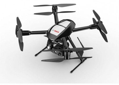 Droni: Sistemi di sorveglianza - Bosch e Aerialtronics convolano a nozze