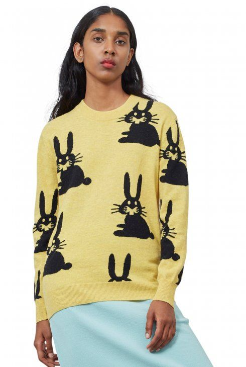 Peter Jensen - Rabbit Knit