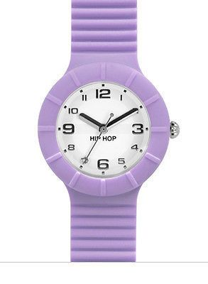 Hip Hop Numbers Orologio Cassa 32 mm Sheer Lilac HWU0435