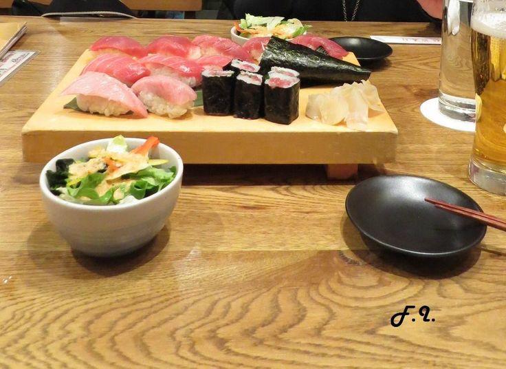 Buon Sushi a due passi dalla Tokyo Tower… - Recensioni su Itamae Sushi, Minato - TripAdvisor
