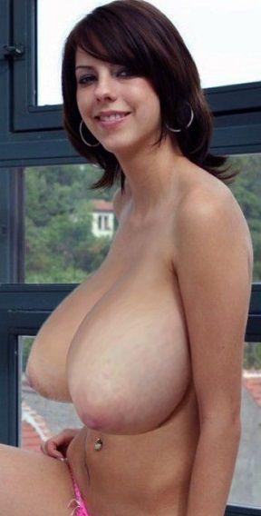 Juicy huge tits-7396