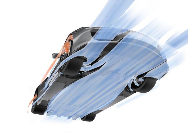 porsche 918 spyder underbody aerodynamics learn more. Black Bedroom Furniture Sets. Home Design Ideas
