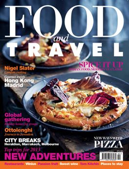 Food and Travel Magazine, Feb/Mar 2013  (searchable index of recipes)
