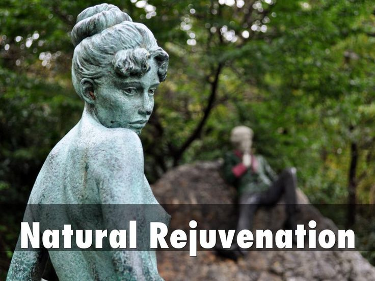 """""""Natural Rejuvenation for the Ageless"""" - A Haiku Deck: The anti-aging movement and what's beyond it."""
