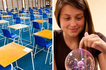 Only A-Level Science Students Will Be Able To Get 9/10 On This Test