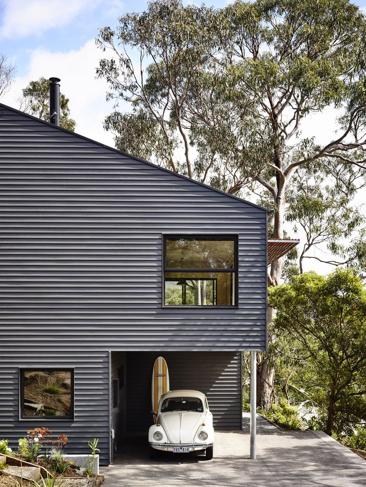 Lorne Hill House / Will Harkness Architecture