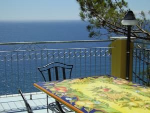$164 Residence Cielo e Mare is in Moneglia's hills, just over a mile from the center of the city and the Ligurian Coast.