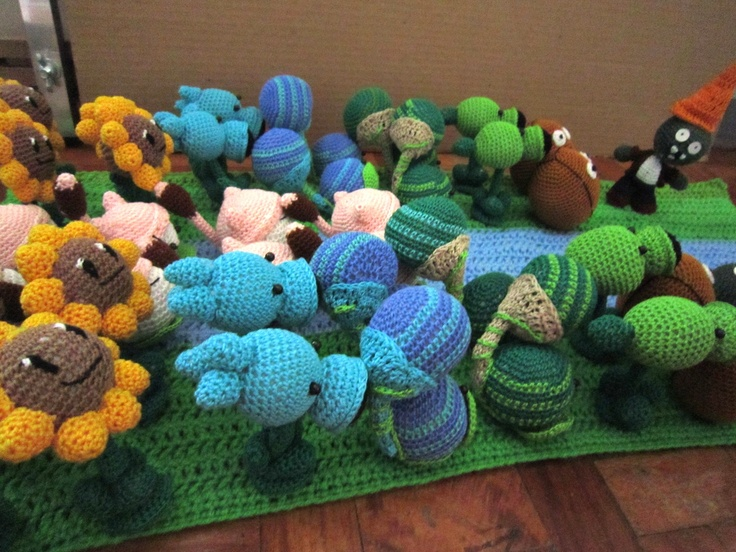 Free Naruto Amigurumi Pattern : 75 best plants versus zombies images on pinterest crochet toys