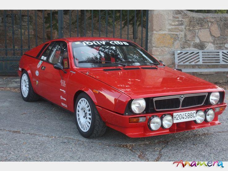 1974  2 Lancia Beta Montecarlo Series I Group 4 Jolly Club