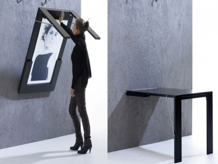 Folding Wall Mounted Dining Table