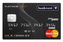 Platinum Debit MasterCard