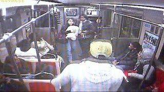 Pastora impede crime em metrô com suas orações