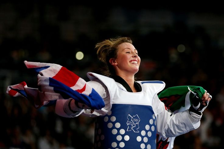 Jade Jones is a British taekwondo athlete who represented Great Britain at the 2012 London Summer Olympics, winning Great Britain's first taekwondo gold medal, in the women's 57 kg weight category