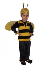 Arı Kıyafeti Arı Kostümü 5-6 Yaş