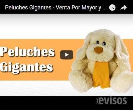 Venta De Peluches Gigantes En Lima Venta De Peluches Gigantes en Lima por mayor, Contamos con m´pas de 15 diseños originales ... http://lima-city.evisos.com.pe/venta-de-peluches-gigantes-en-lima-id-638823