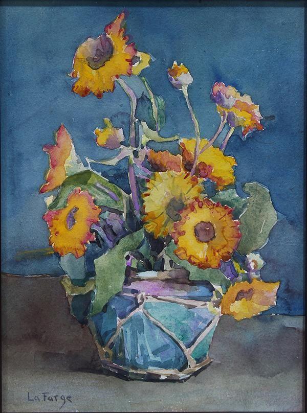415 Best John La Farge 1835 1910 Images On Pinterest Auction Gouache And Artist