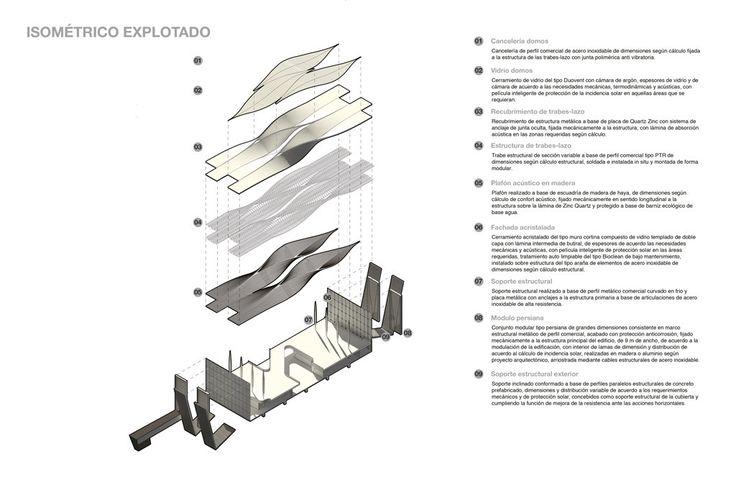 Galeria de Proposta de Sordo Madaleno & Pascall+Watson para o Novo Aeroporto da Cidade do México - 24
