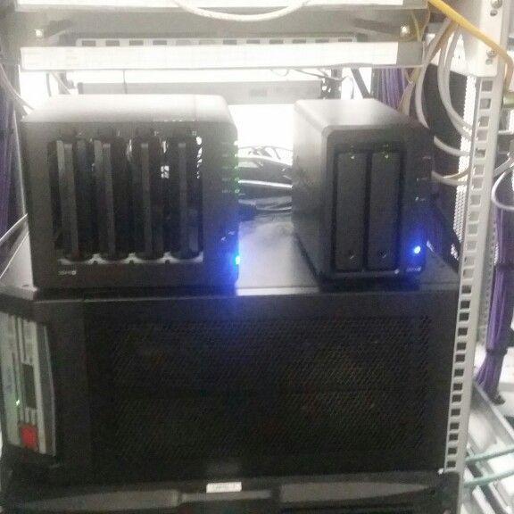 Instalación y configuración 2 Nas Synology