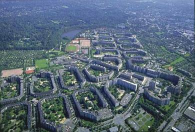 Hamburg/ Wandsbek: Steilshoop