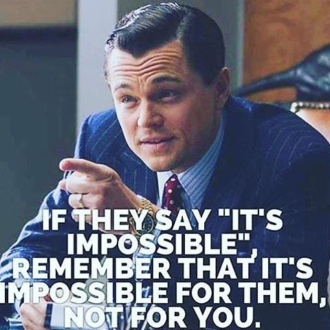the wolf of wall street.. do you like this movie? @tag someone the like that movie@