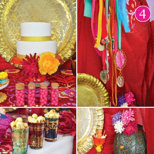 {Party of 5} Orchid Wedding, Noahs Ark, Farm Animals, Gypsy Party, Geometric Brunch