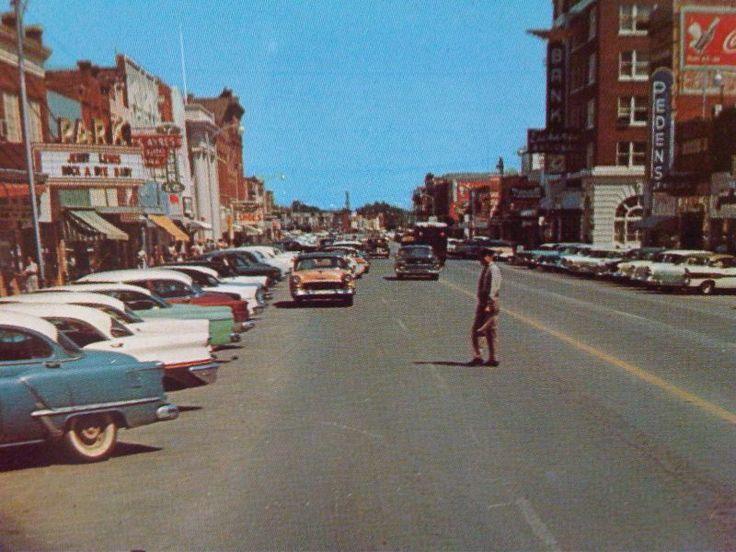 1950s Oklahoma | Ardmore Main Street