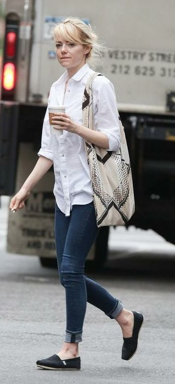 Cute, casual outfit.