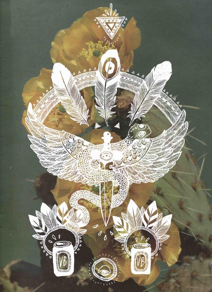 Strange Totem II by Dig Pony Gold / Rachel Urquhart