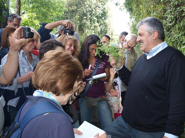 Corso 6biologico Erbe Officinali 2014  - Marco Sarandrea