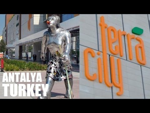 Турция. Анталия. TERRA CITY - ТЦ «ТЕРРА СИТИ» в ЛАРЕ - Turkey 2016 [IVAN LIFE] - YouTube