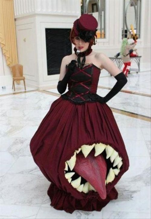 Weird Fashion | 15 Weird Fashion Designs that for sure make you stand out from the ...