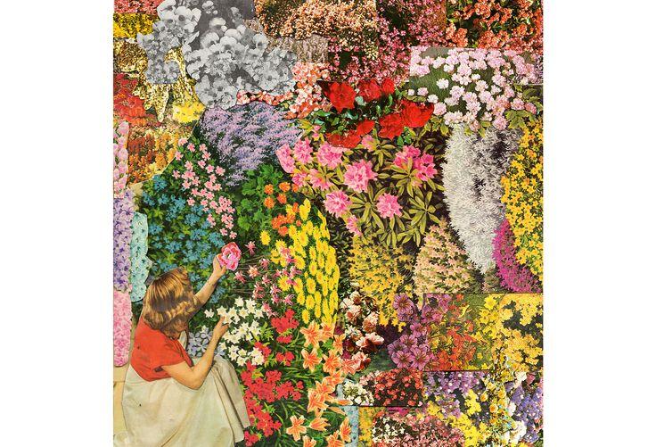 Ben Giles, Woman Picking Flowers