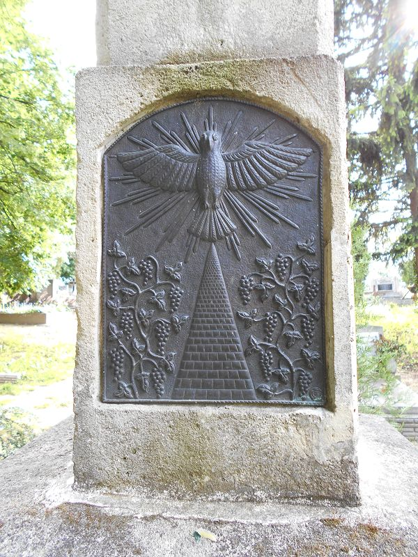 kereszt (temetőben) (Páty) http://www.turabazis.hu/latnivalok_ismerteto_854 #latnivalo #paty #turabazis #hungary #magyarorszag #travel #tura #turista #kirandulas