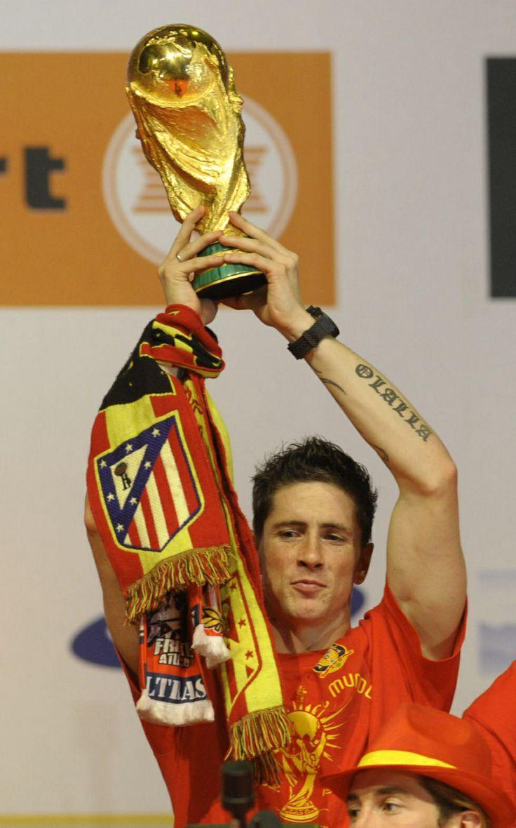 Happy. Birthday, Fernando!